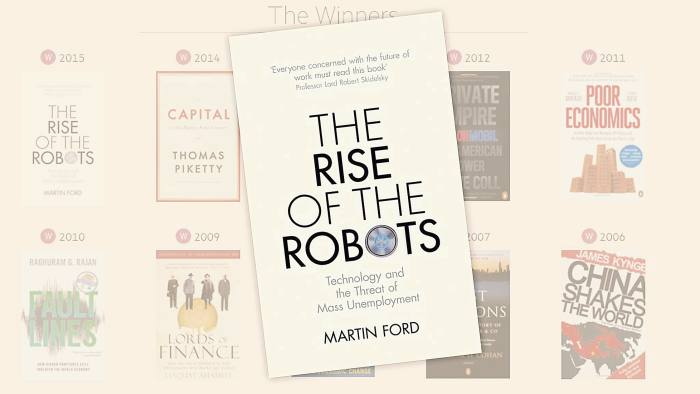 The 'Rise of the Robots' won in 2015: will it still be relevant in 50 years like 'Parkinson's Law'?
