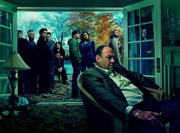HBO's The Sopranos (1999-2007)