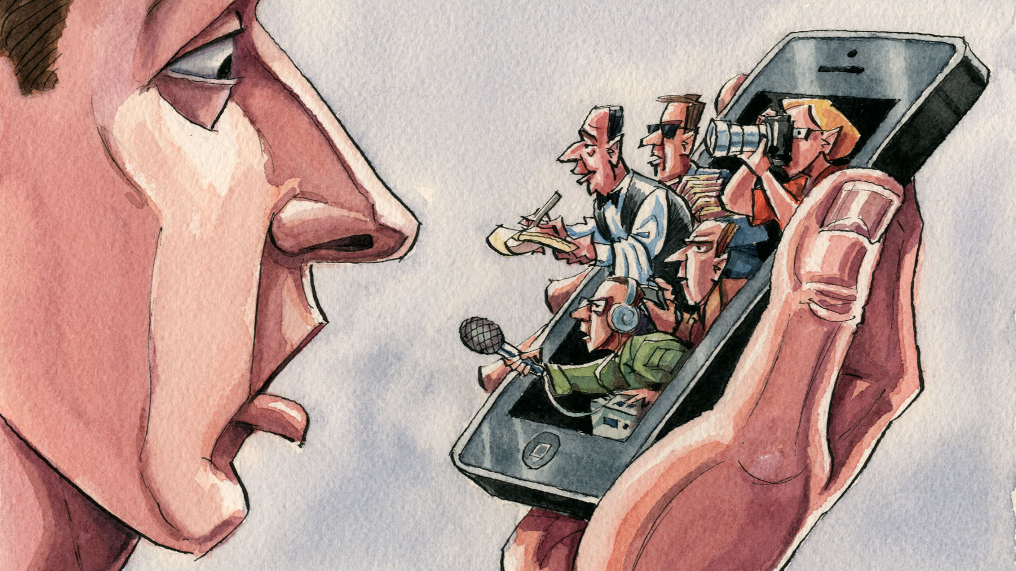 Big data has to show that it's not like Big Brother | Financial Times