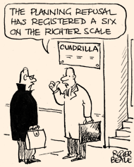 Roger Beale spinoff cartoon