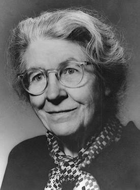 Isabel Briggs-Myers in the mid-1970s