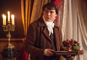 In the role of Pierre Bezukhov: Paul Dano in the current BBC dramatisation