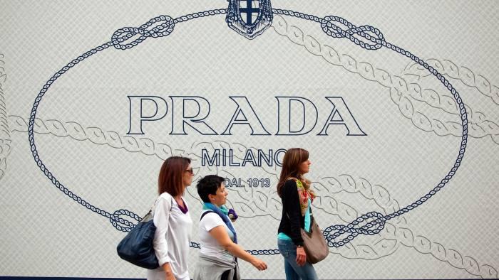 46cfca6f072b93 Sexy' Prada cannot escape luxury sector slowdown | Financial Times
