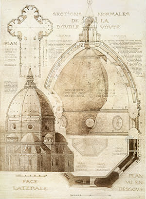 Florence Cathedral's dome