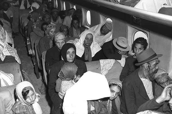 Yemenites in the airlift
