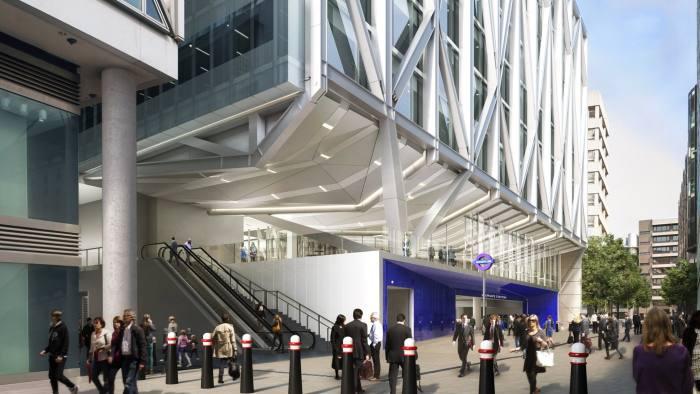 New Deutsche Bank Building London