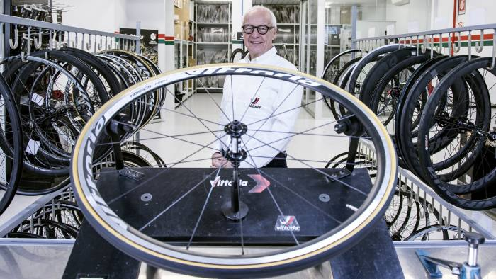 Ride into the future on bike tyres made with graphene | Financial Times