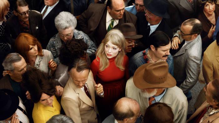 'Crowd #2 (Emma)', 2012