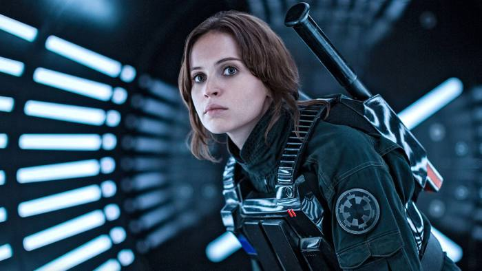 Felicity Jones in Rogue One