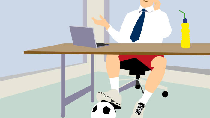 How to counter the deadly effects of sitting down all day   Financial Times