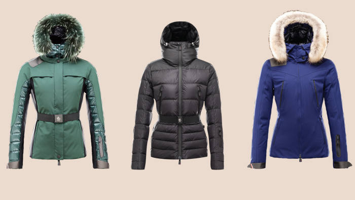 74bea497f1bb Moncler skiwear is put through its paces