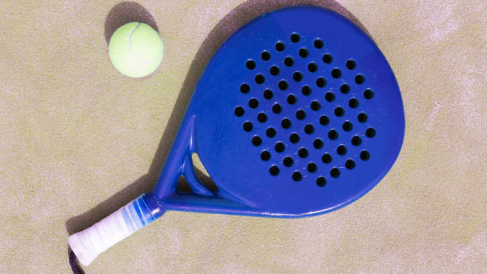 eeb276eee Upstart game of padel offers tennis clubs a new lease of life ...