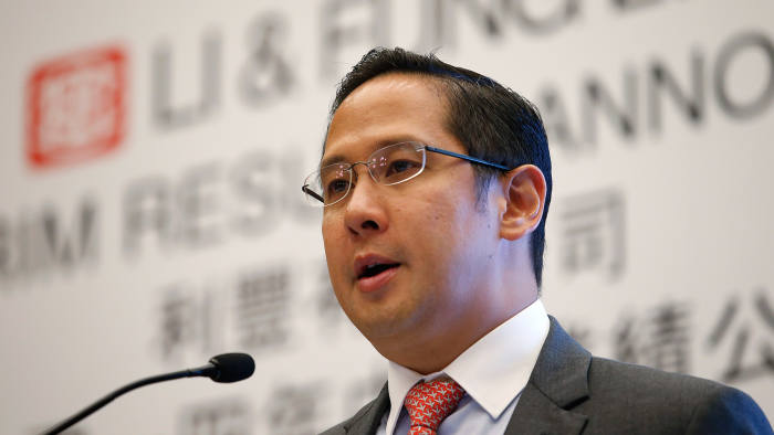 Spencer Fung, Li & Fung chief executive