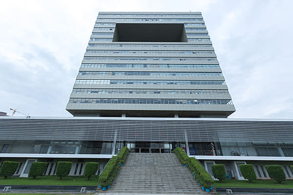 Shenzhen Audencia Business School in southern China