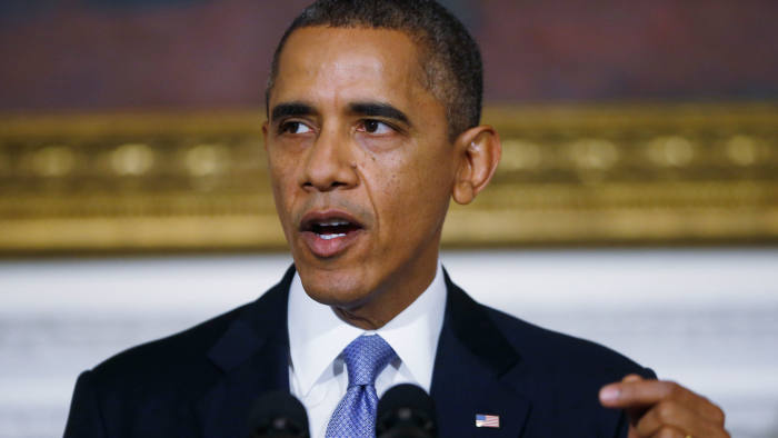 President Barack Obama said he would make the case for investing in the US