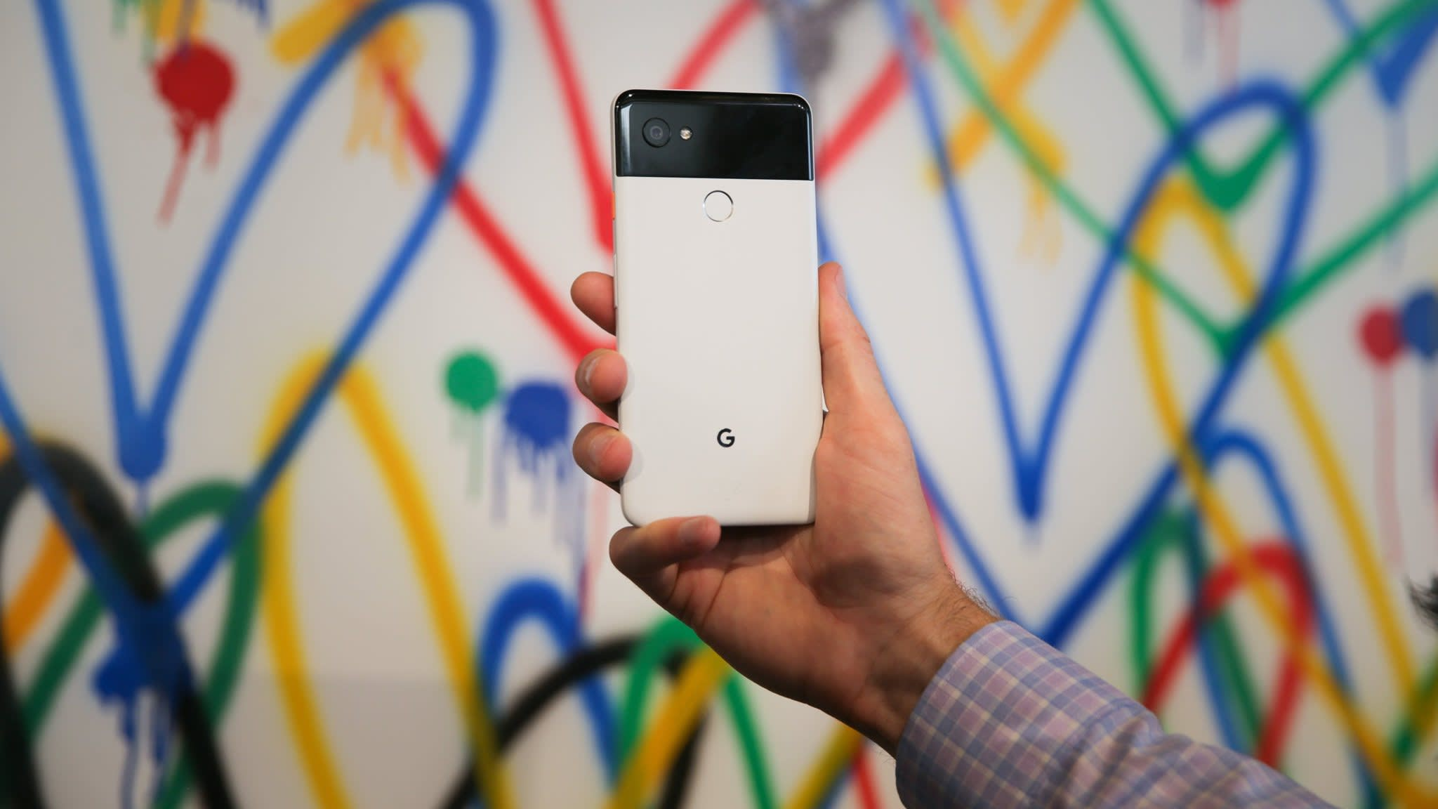 Review: Google's Pixel 2 is tantalisingly close to a leap forward | Financial Times
