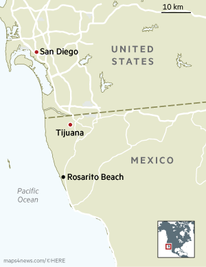 Tijuana: from party town to tech hub | Financial Times