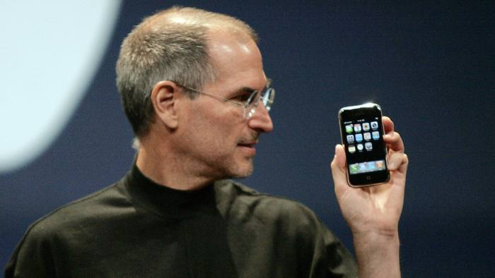 The iPhone backstory: it was all about Steve Jobs' grudge   Financial Times