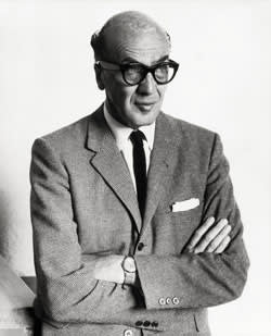 Luis Barragán in the 1960s