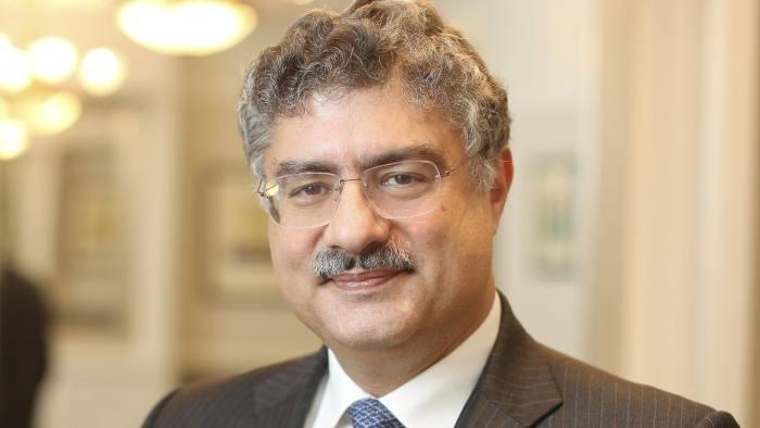 Ashish Nanda, Director of Indian Institute of Management Ahmedabad.