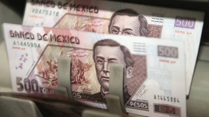 Mexican peso hit as Trump takes US presidency | Financial Times