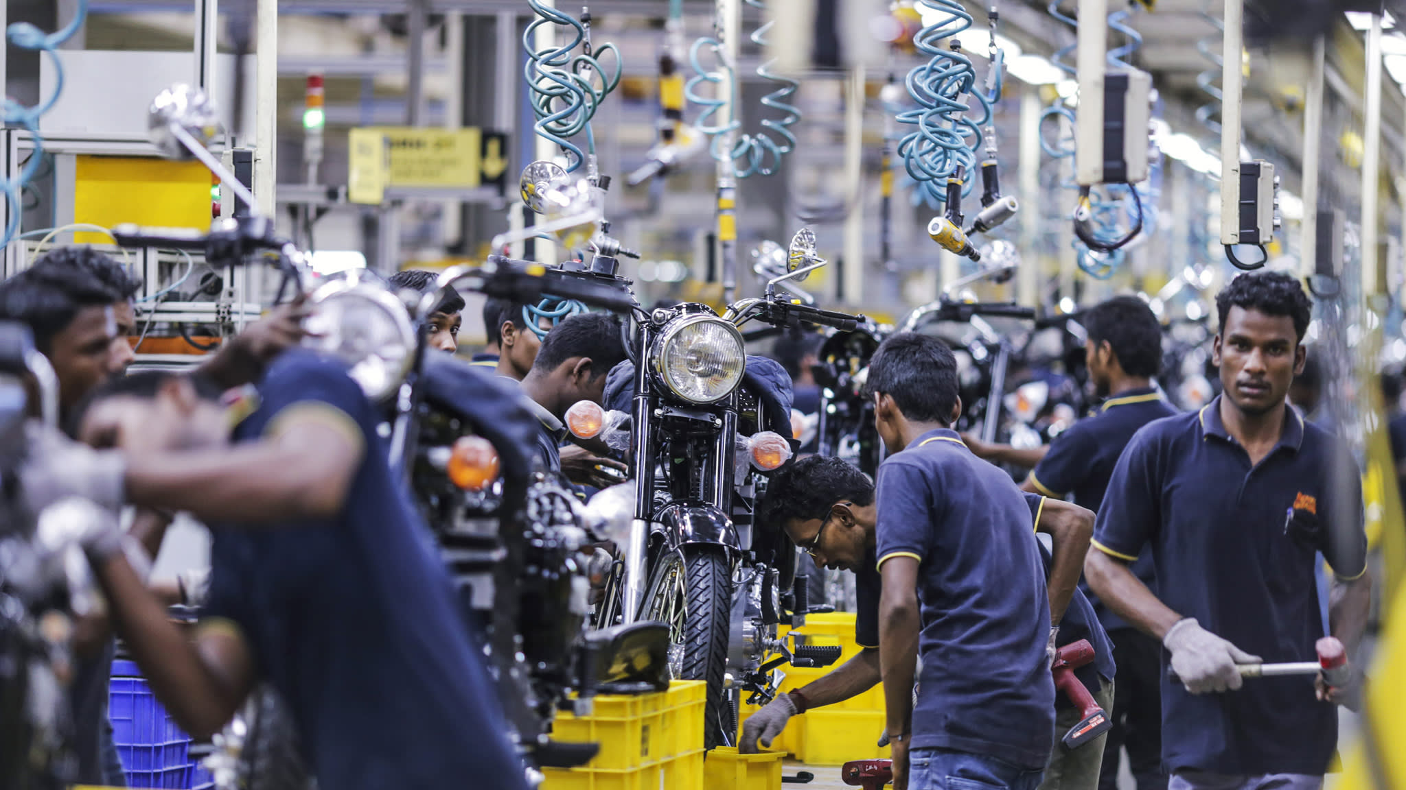 India stays at top of growth table with 7.3% GDP rise | Financial Times