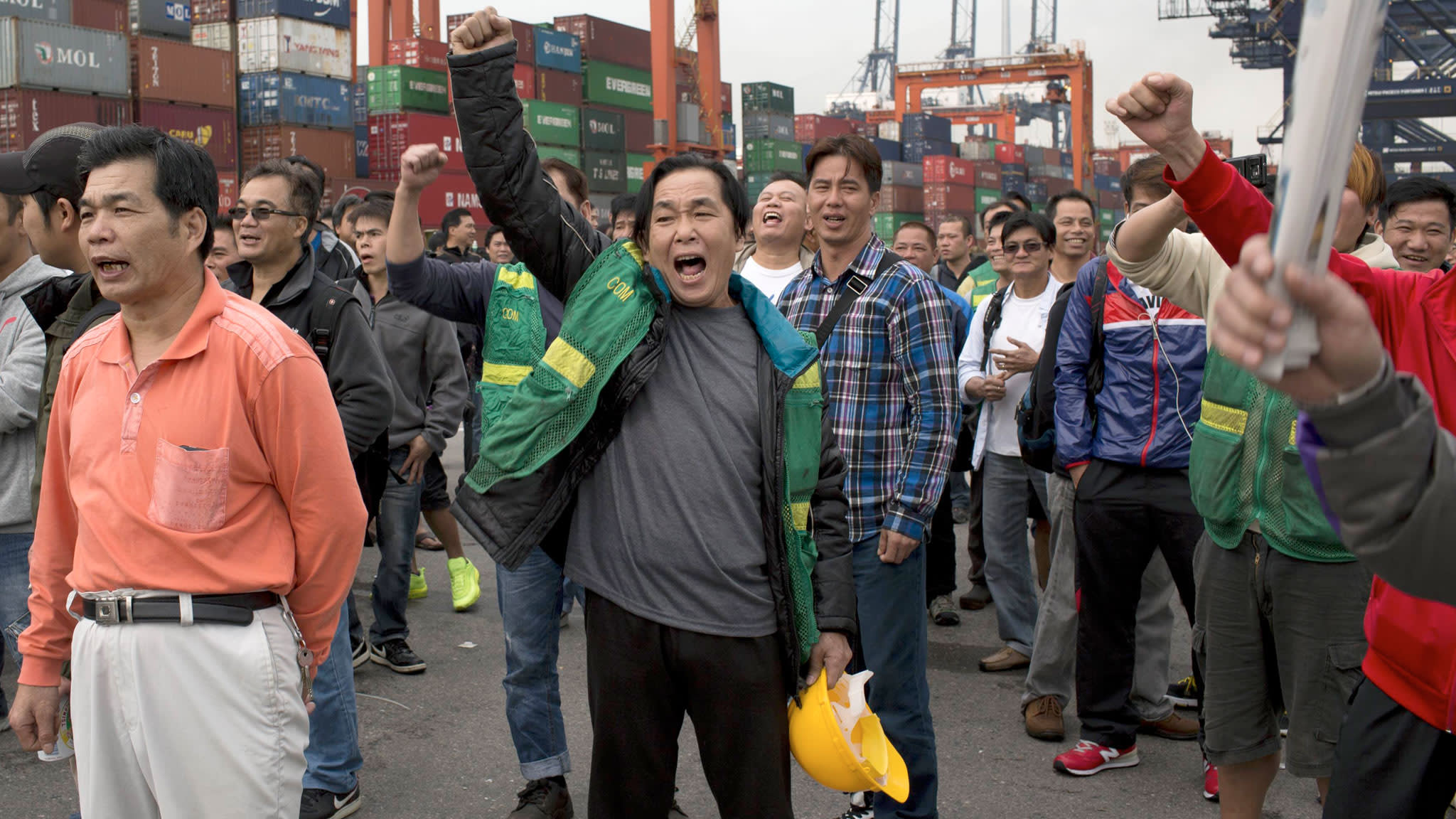 China should play a key role in the global trade union movement | Financial Times