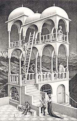 'Belvedere' (1958)