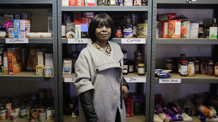 More Hard Up Britons Turn To Food Banks Financial Times