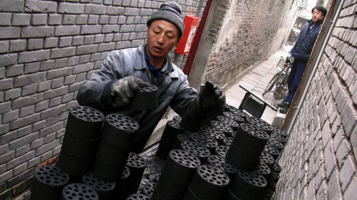 Coal powder briquettes have been identified as a particular hazard to health