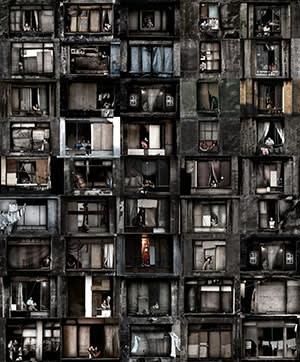 Julio Bittencourt's From 'In a Window of Prestes Maia 911 Building', São Paulo, Brazil, 2006-2008