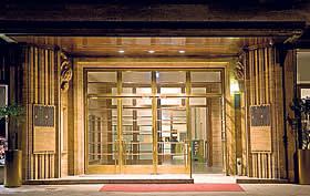 The Ellington Hotel