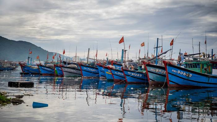 Vietnam seafood sector faces threat of EU fish ban | Financial Times