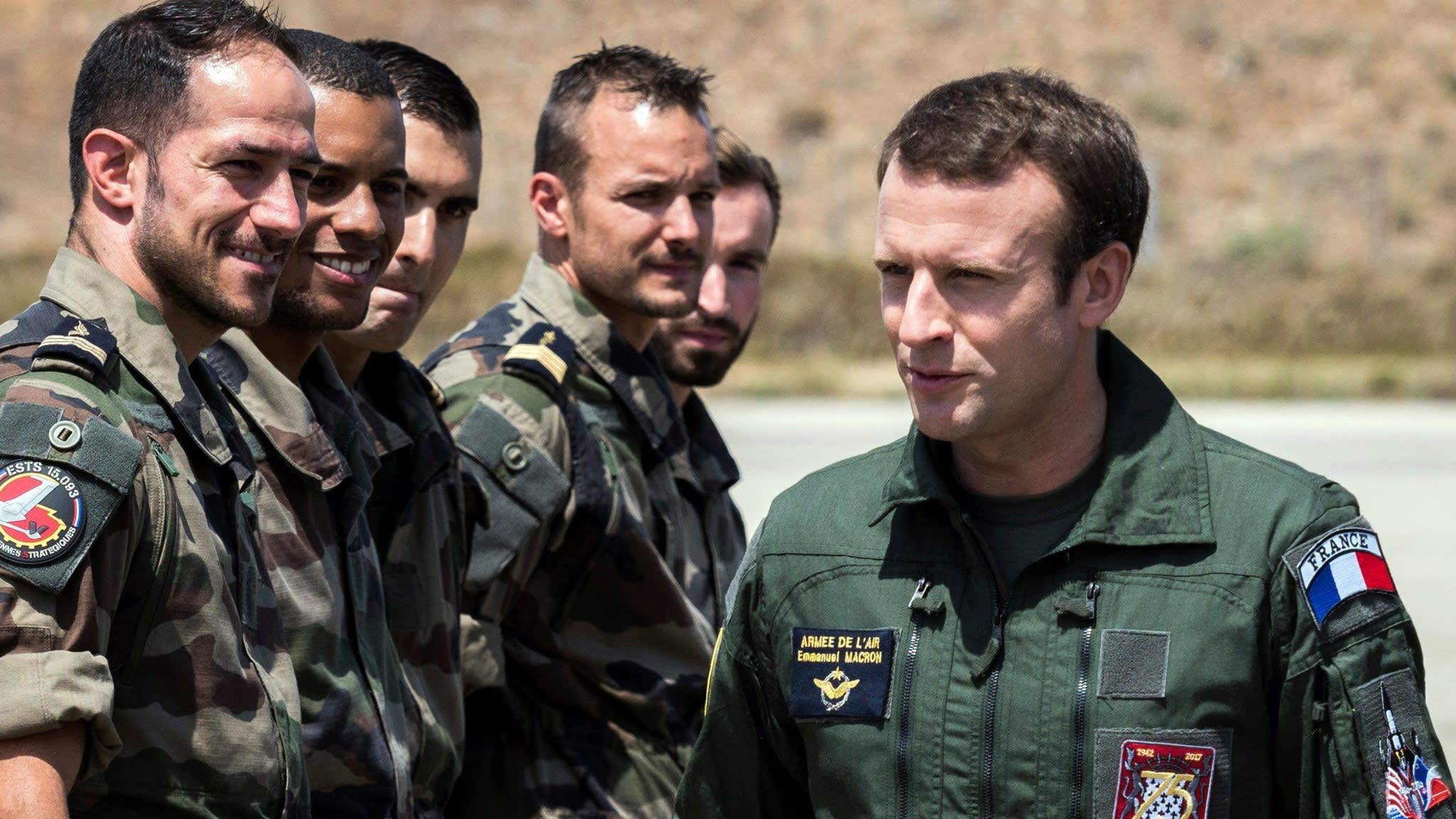 France's Emmanuel Macron to advance closer defence ties with UK   Financial Times