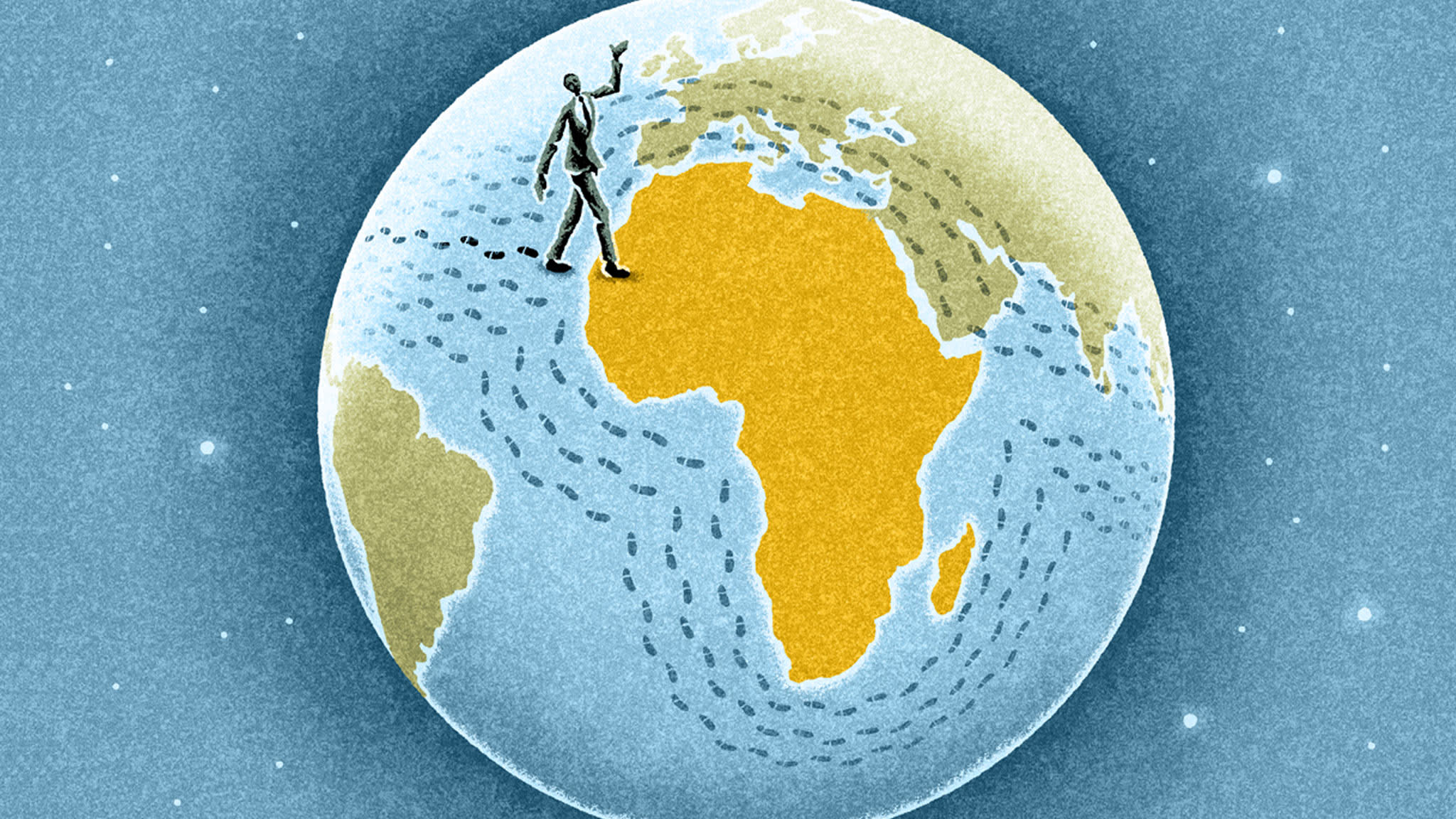 Obama's trip to Africa is too little – and very late   Financial Times