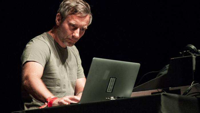 Rob Brown of Autechre