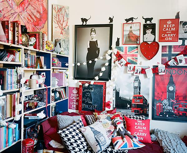 Autumn's bedroom
