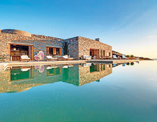 An eight-bedroom villa close to the sea on Kea is available for €2.7m