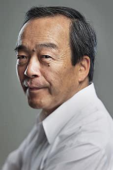 Takeshi Uchiyamada, chairman of Toyota