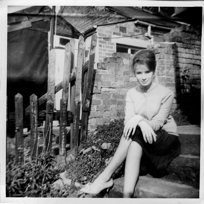 SEASONAL APPEAL: Alzheimer's Disease - Glenys mother of FT journalist Helen Barrett. taken in 1961 in Manchester