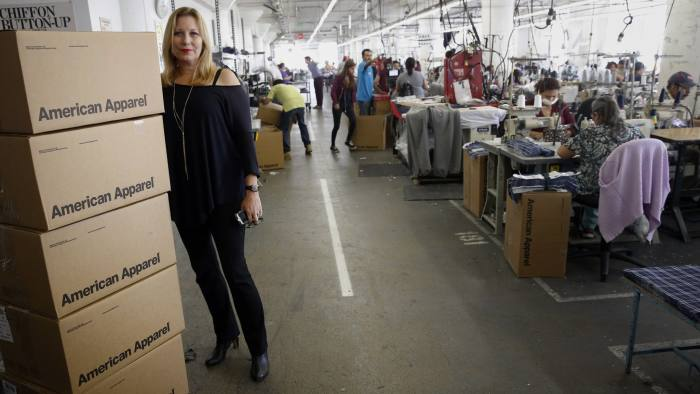 65e06333 A plan to move American Apparel from chaotic to iconic | Financial Times