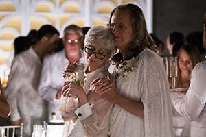 Jeffrey Tambor and Judith Light in 'Transparent'