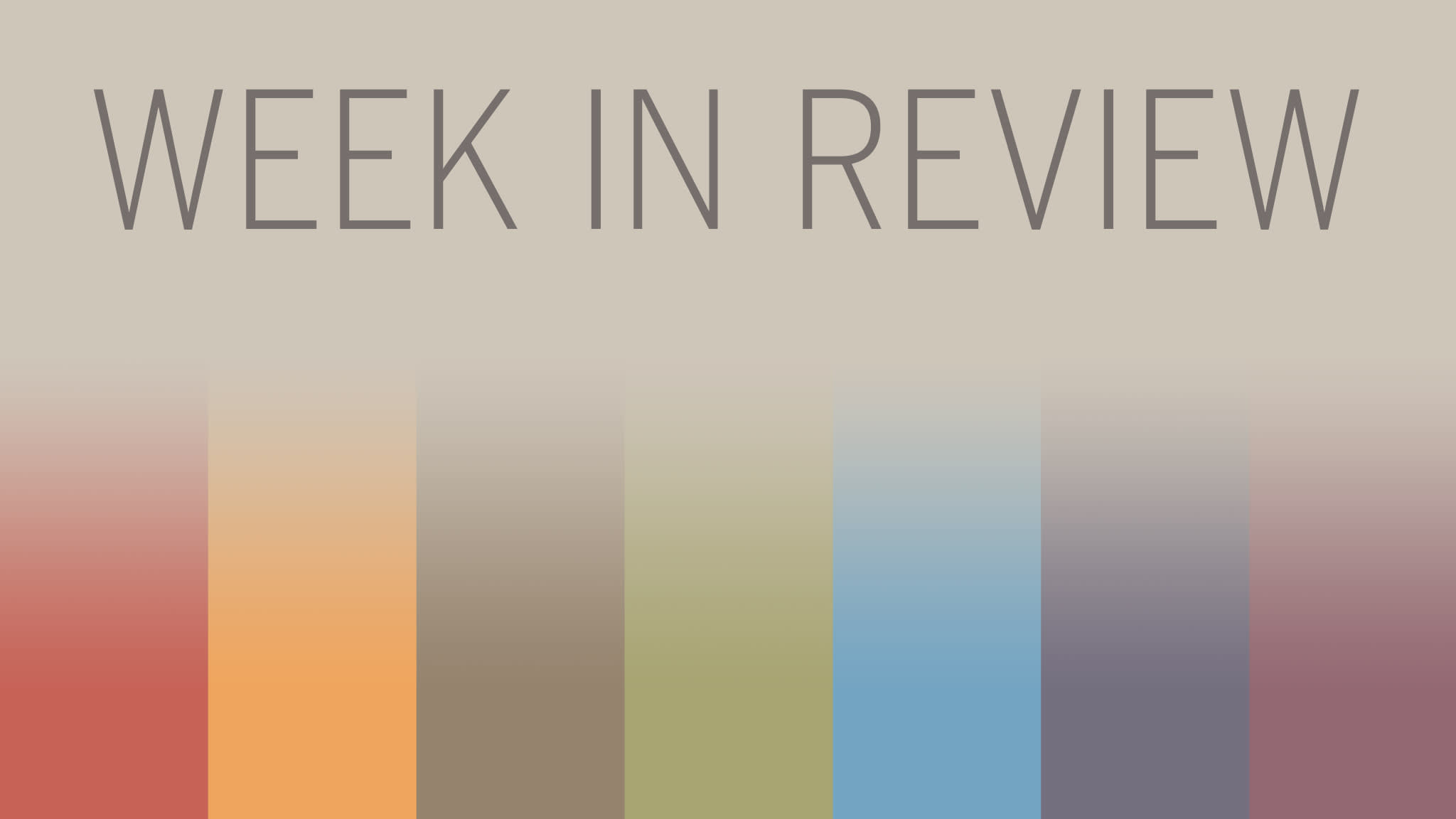Corporate week in review, December 8 | Financial Times