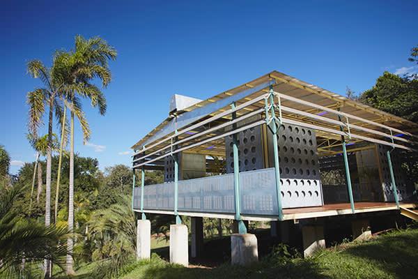 Pavilion by Rirkrit Tiravanija