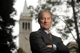 Rich Lyons, dean of UC Berkeley's Haas School of Business