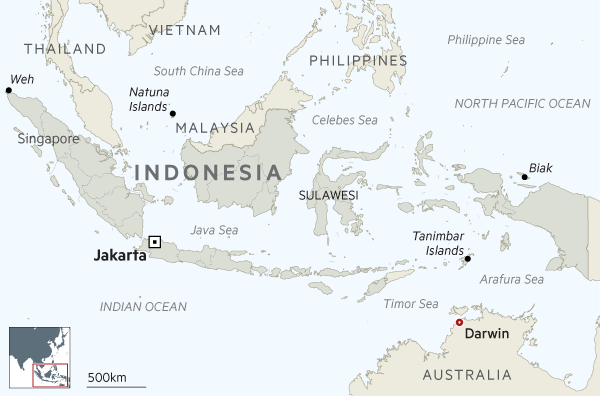 Indonesia Starts Count To Solve The Riddle Of The Islands Financial Times