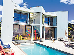 Three-bedroom waterfront home in Fire Island Pines, $3.95m