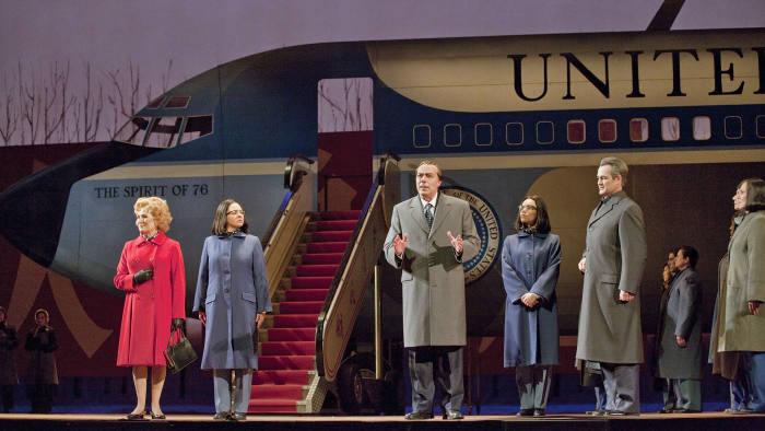 John Adams' 'Nixon in China' at the Metropolitan Opera, New York