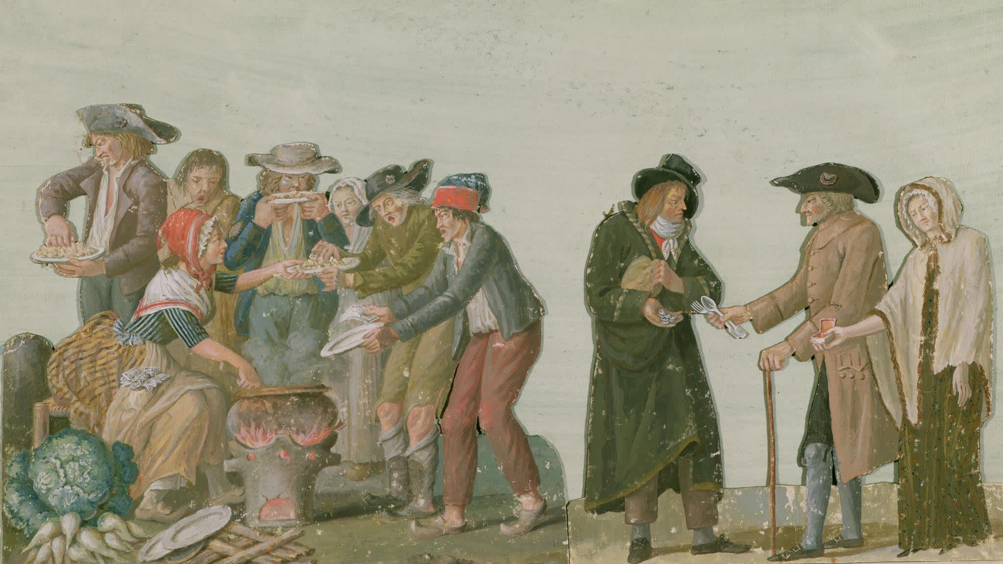 'Stuff and Money in the Time of the French Revolution', by Rebecca Spang | Financial Times