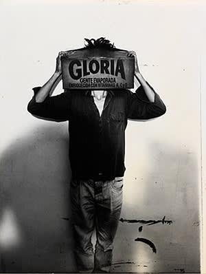 From Eduardo Villanes' 'Gloria Evaporada' series (1994)
